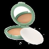 Polvo Facial Compacto con Polvo de Arroz, Aloe Vera y Filtro Solar Ana María