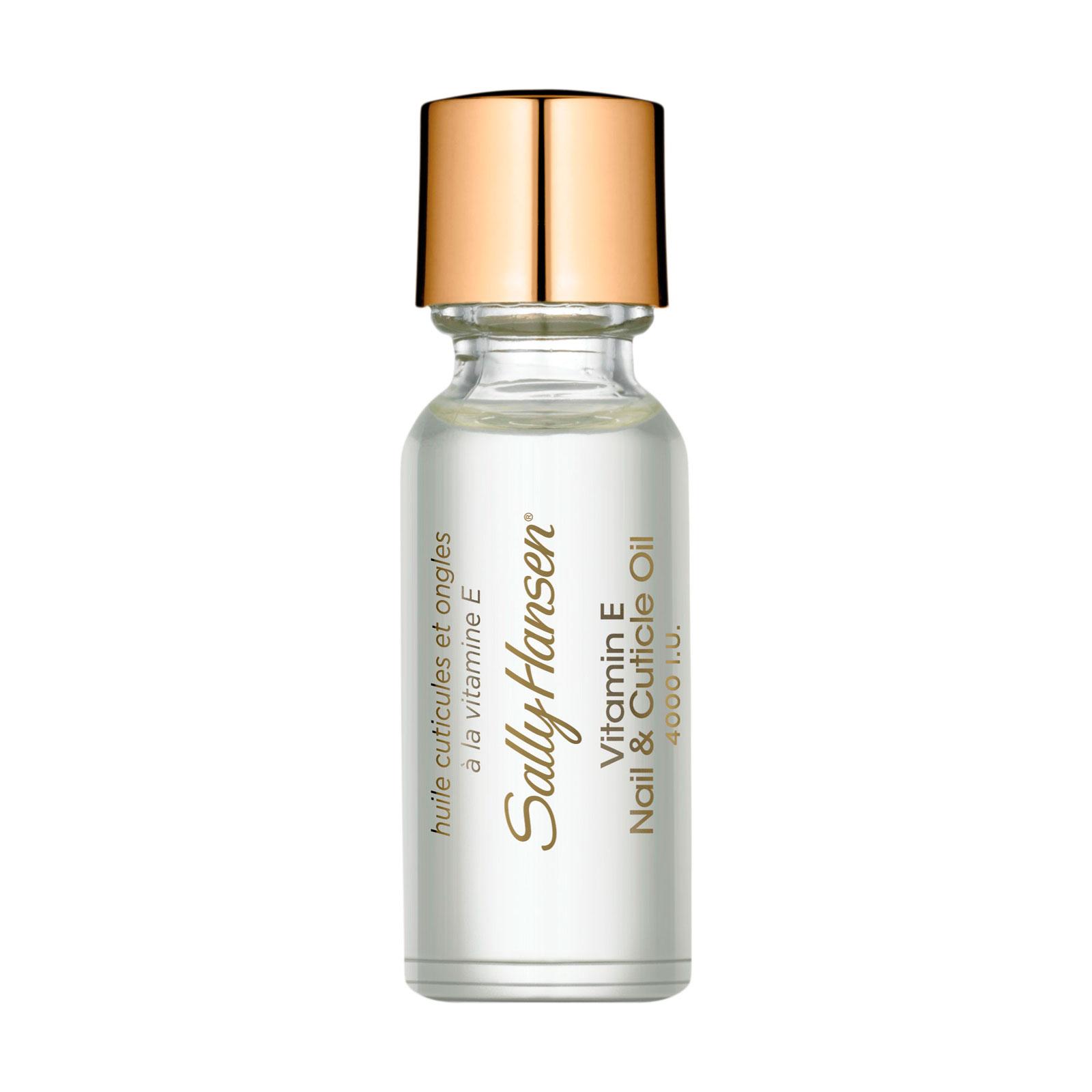 Aceite Vitamina E Para Uñas Y Cutículas Vitamin E Nail Cuticle Oil Sally Hansen