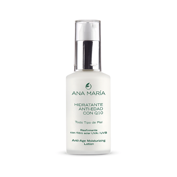 Crema Hidratante Anti-Edad con Q10 Ana María tienda de la belleza