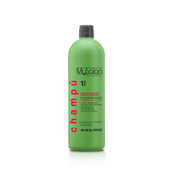 MySalon Champú Regenerador Anticaída – Shampoo Salerm | Tienda de la ...