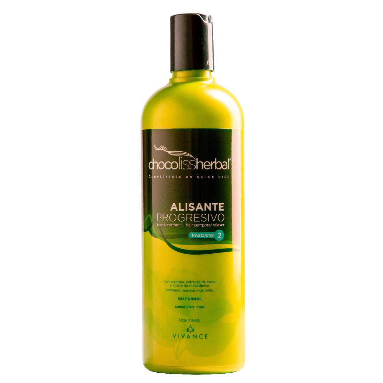 Alisante Progresivo Paso 2 Chocoliss Herbal