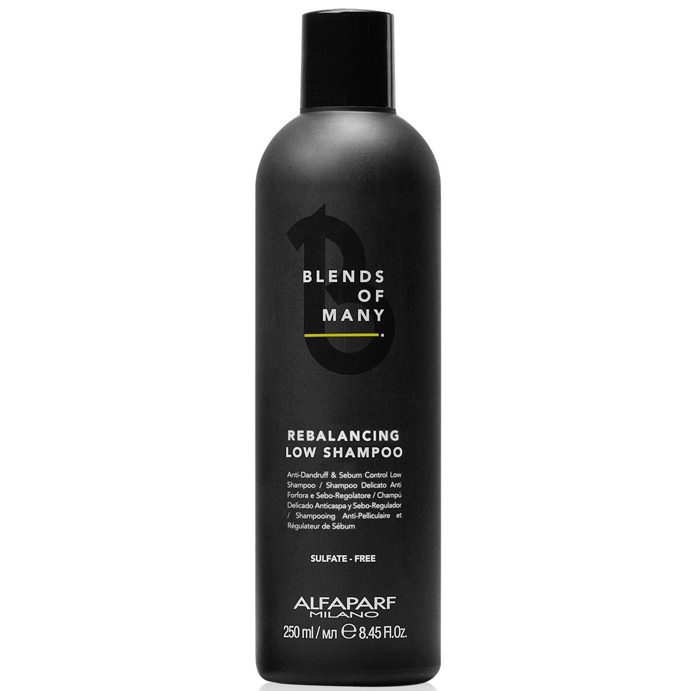 Blends of Many Rebalancing Low Shampoo (Anticaspa y Antigrasa) Alfaparf Milano