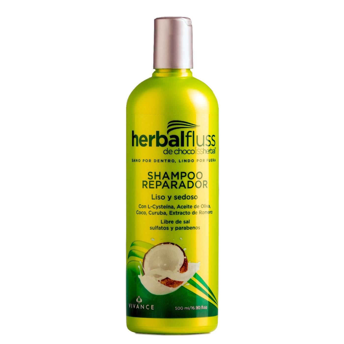 Shampoo Reparador Herbalfluss