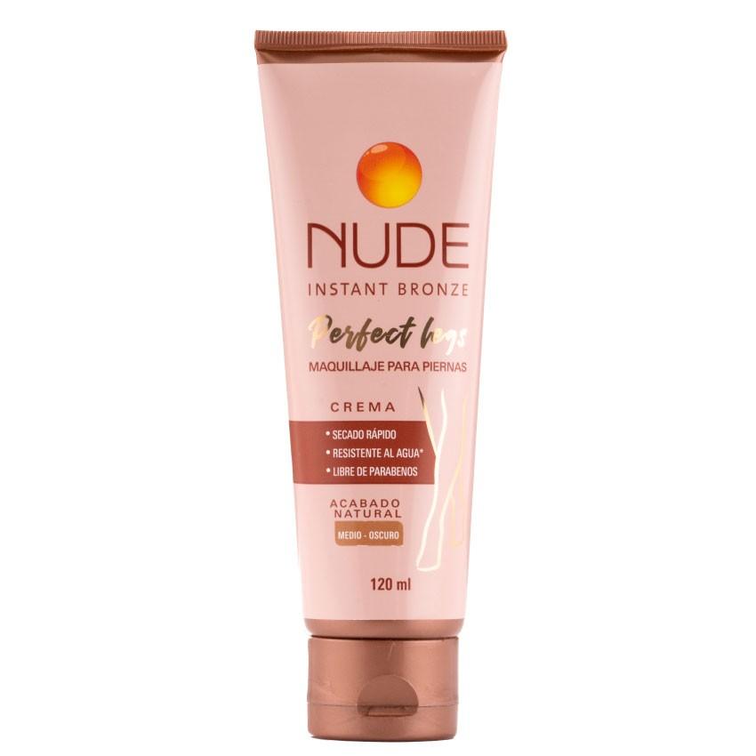 Perfect Leg Maquillaje de Piernas en Crema Nude 120 ml