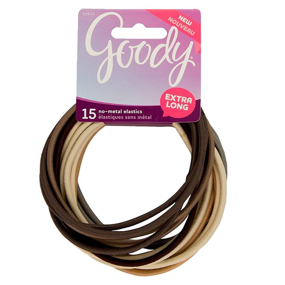 Colas elásticas x 15 unds Goody