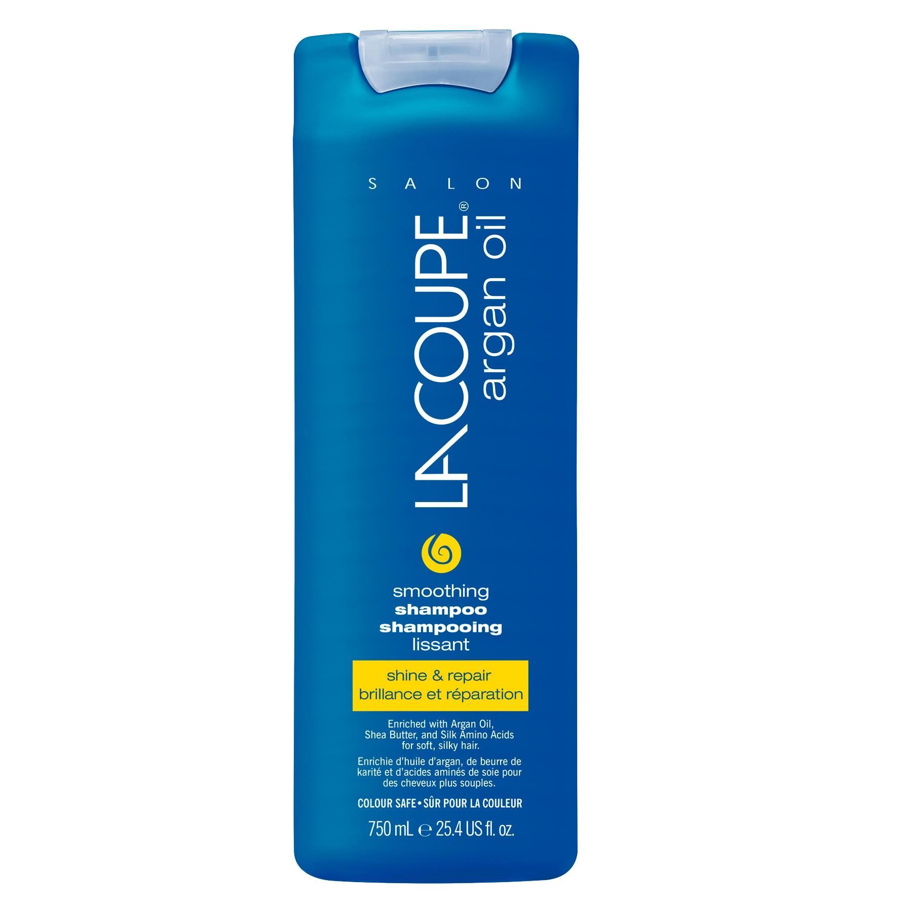 Shampoo Aceite Argán LaCoupe-Salón