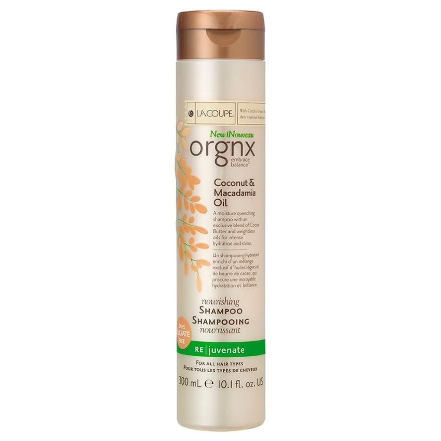 Shampoo Coco Macadamia LaCoupe-Orgnx