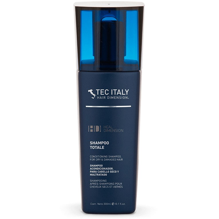 Shampoo Seco a Maltratado Heal Dimension Totale Tec Italy Tienda de la Belleza