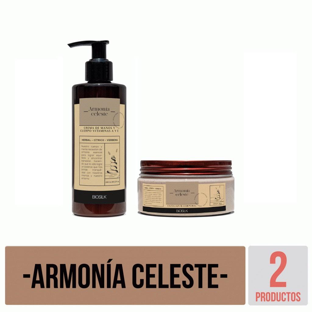 Kit Armonía Celeste Básico Biosilk