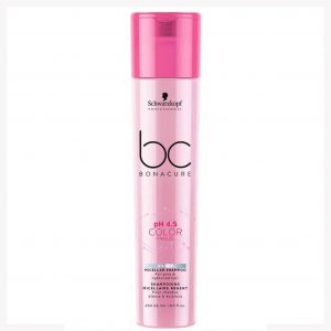 Bonacure Color Freeze Champoo Epecial Canas Schwarzkopf