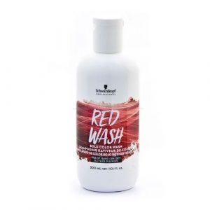 Bold Color Wash Rojo Schwarzkopf